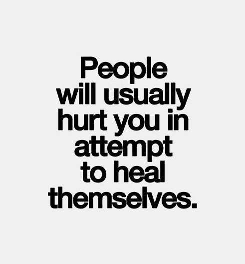 Image result for when you get hurt quotes