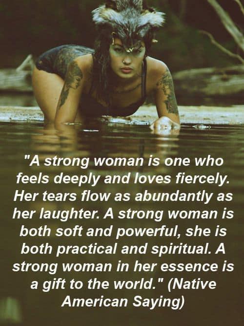 Women's History Month, Strong Women