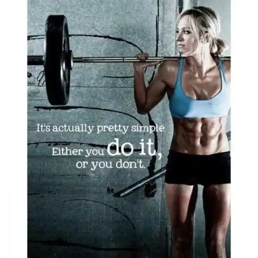 Workout Quotes