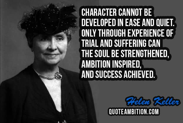 Helen keller quote hope love radio helen keller quotes altavistaventures Image collections