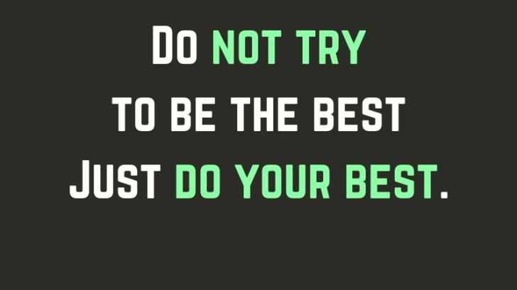 do your best sadhguru quotes