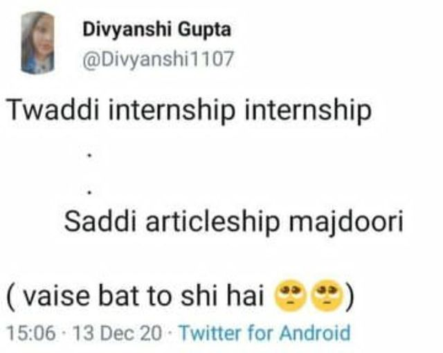 CA Jokes Every CA Student Can Relate 6