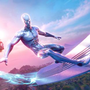 Silver Surfer 4