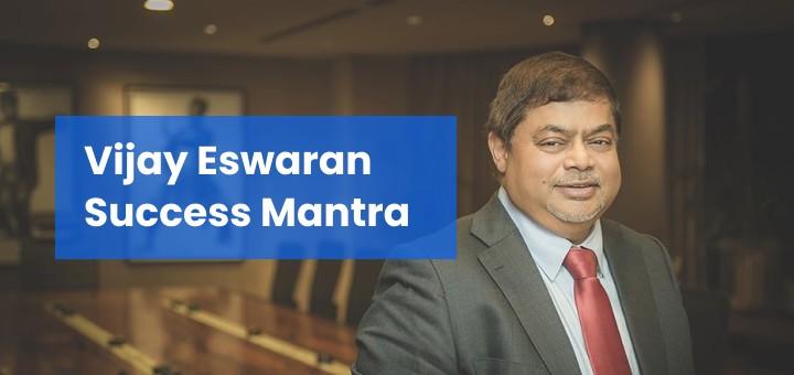 vijay eswaran quotes