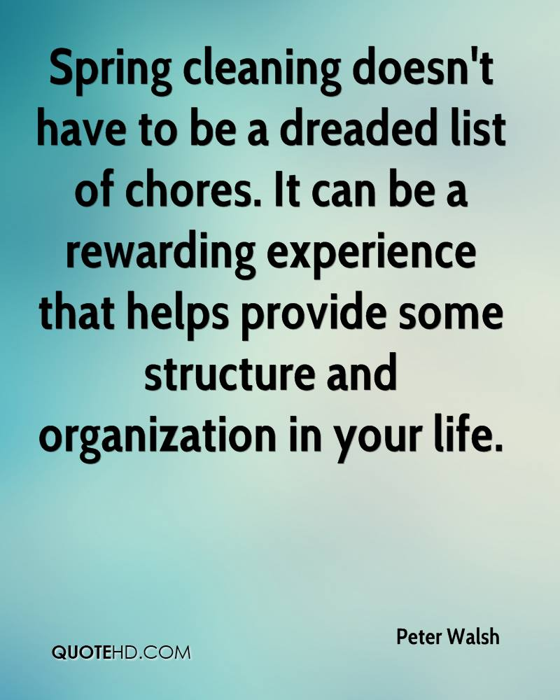 Image result for spring cleaning quotes
