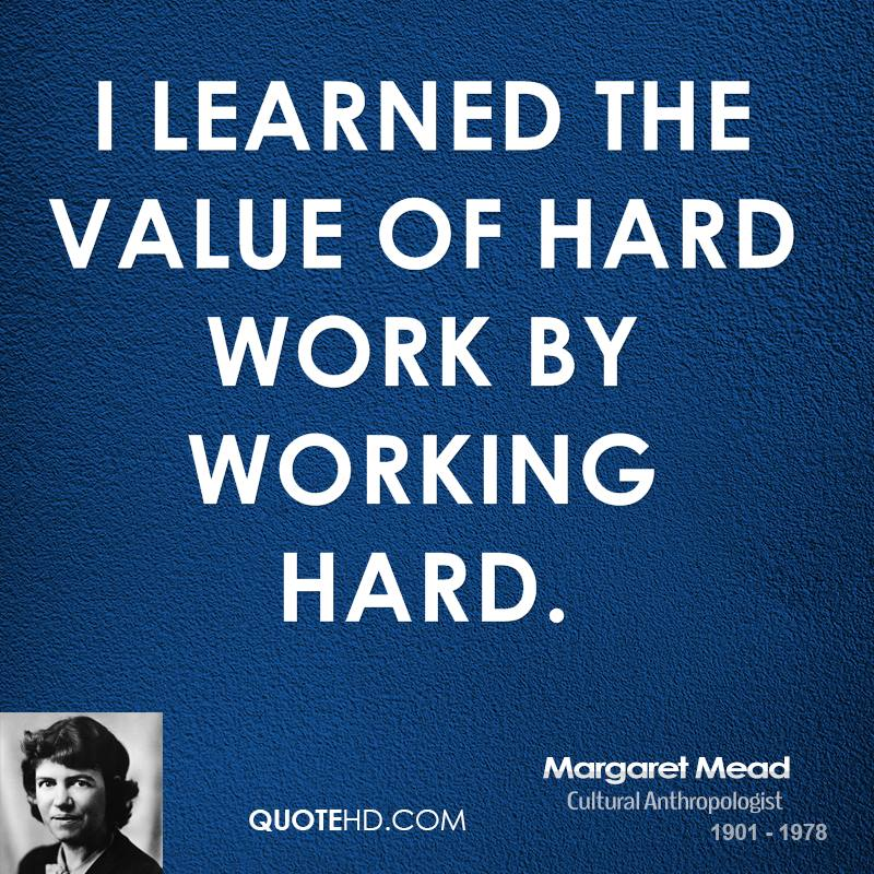 Image result for importance of hard work quotes