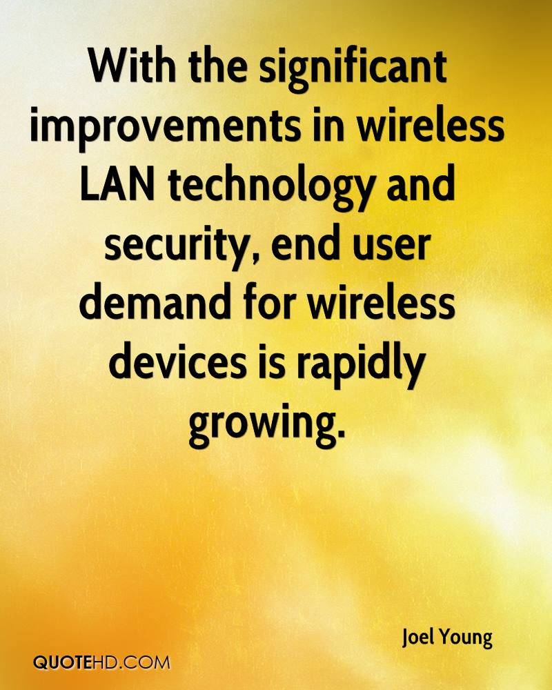 Wireless Security Quotes