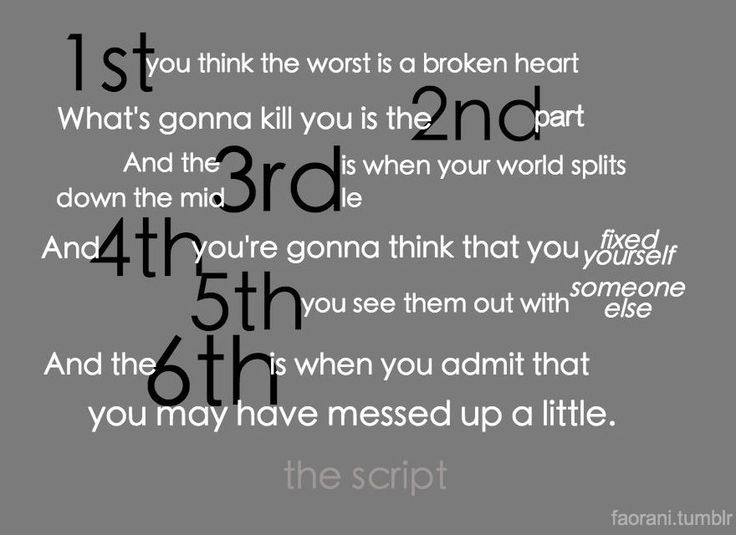 Heart Your Quotes Feeling When Broken And Down