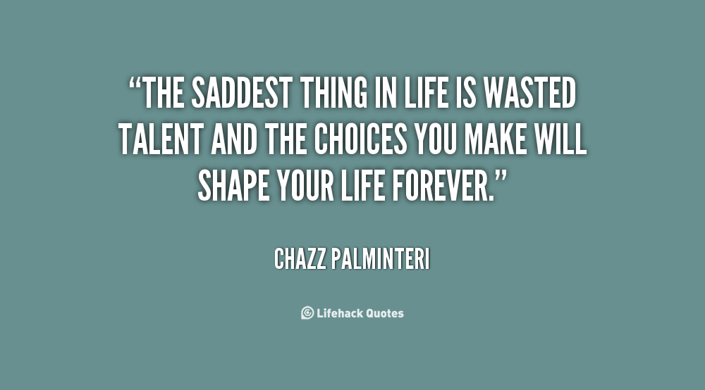 Quotes About Wasted Life 118 Quotes