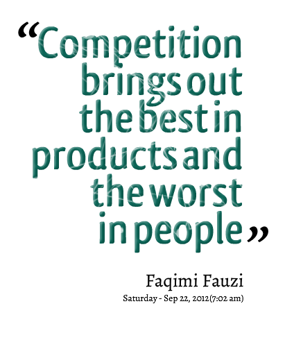 Image result for competition quote