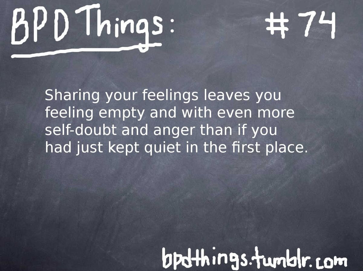 Quotes About Borderline Personality Disorder 22 Quotes