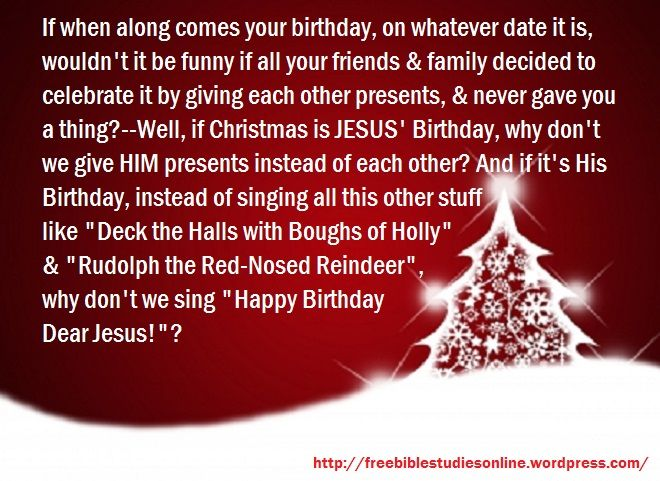 Quotes About Jesus Birthday 13 Quotes