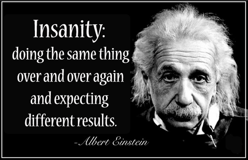 Image result for insanity quote