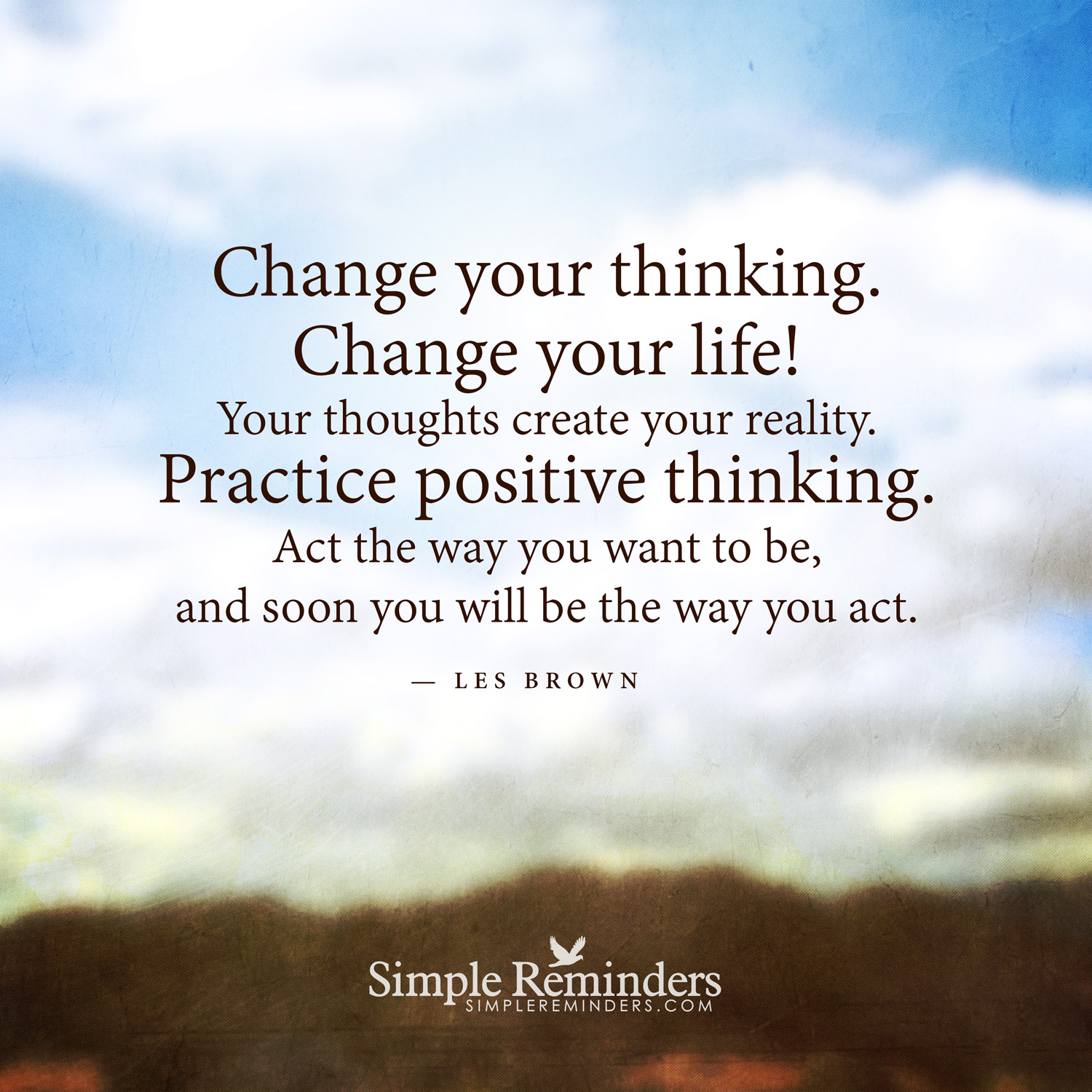 Quotes About Changing Your Reality 32 Quotes