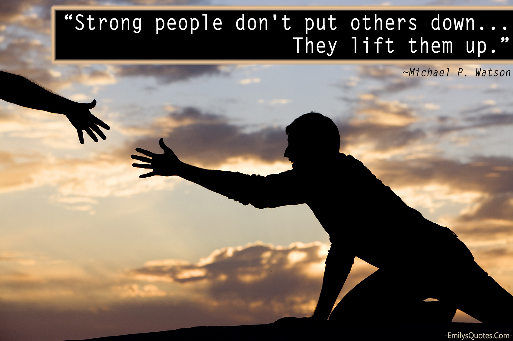 Quotes About Helping One Another 24 Quotes