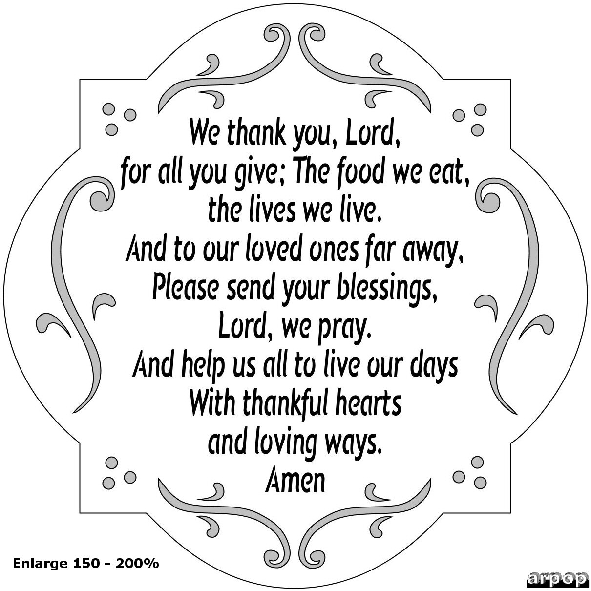 Quotes About Thanksgiving Prayer 42 Quotes