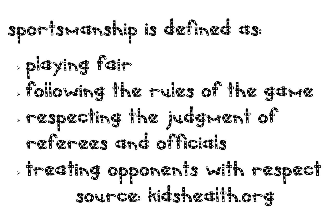 Quotes About Sportsmanship 98 Quotes