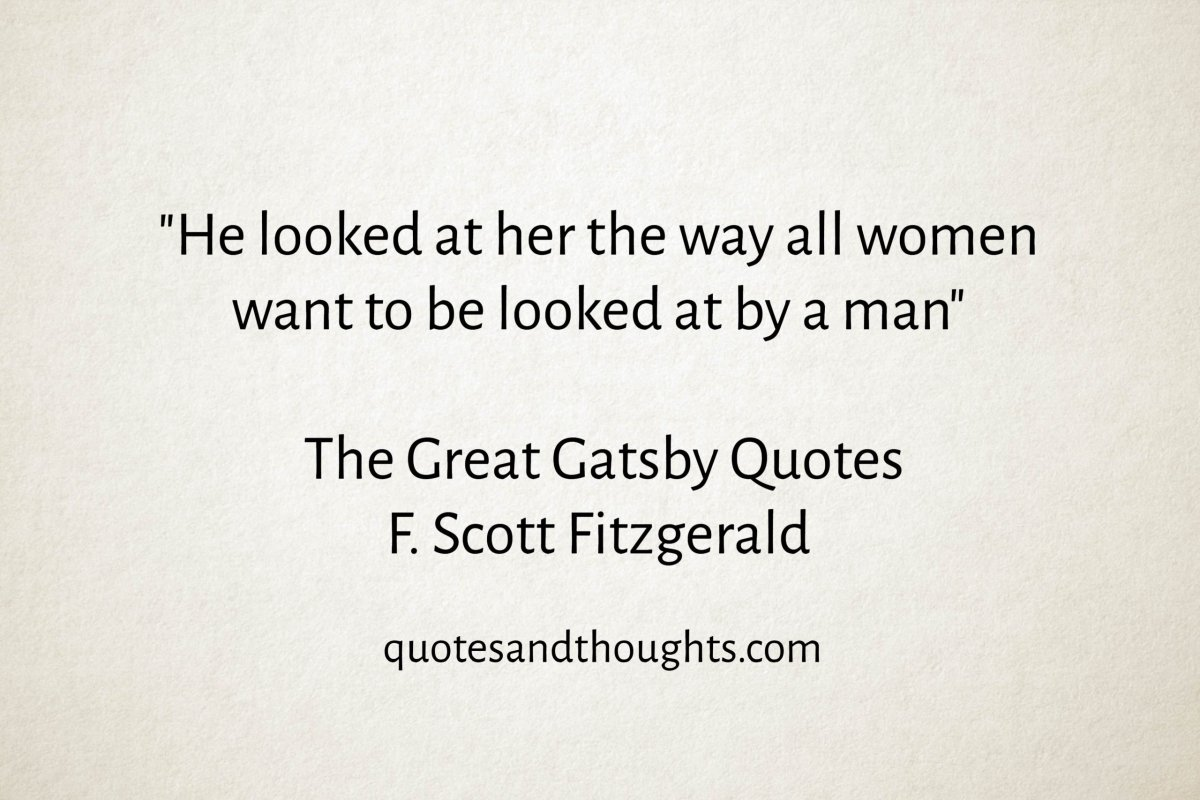 60 The Great Gatsby Quotes Quotes By F Scott Fitzgerald Quotes And Thoughts