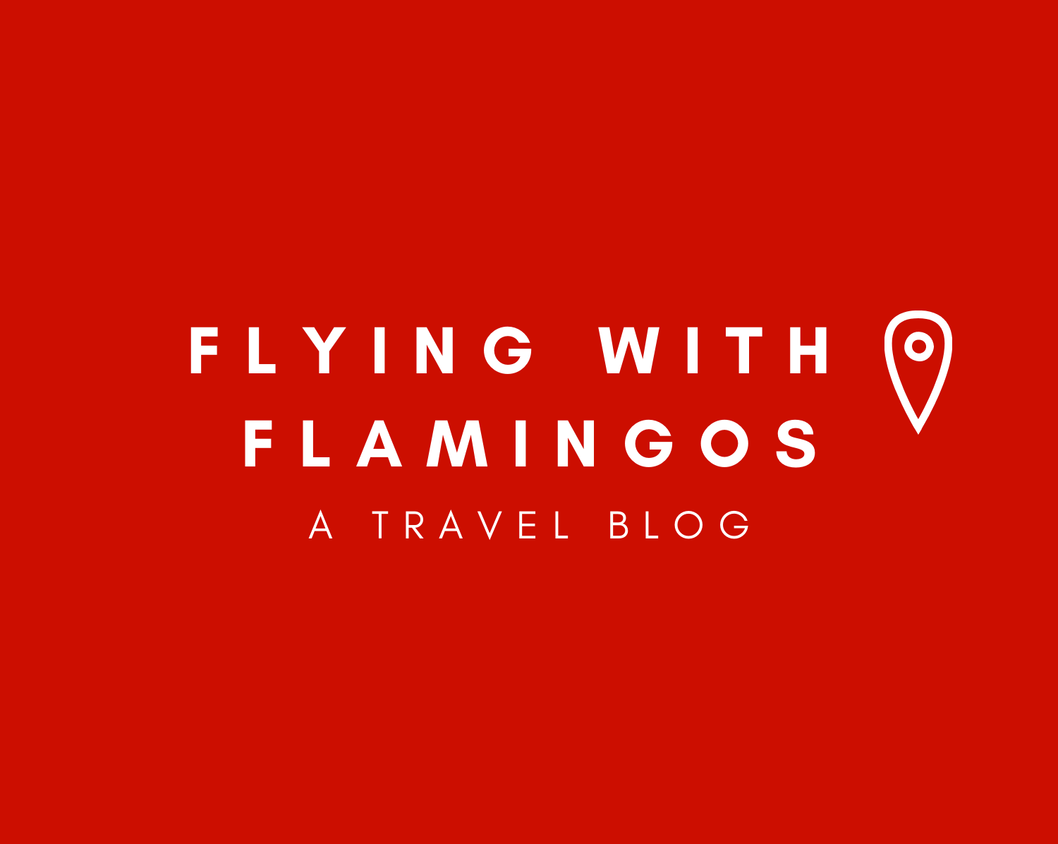 Flying With Flamingos Logo