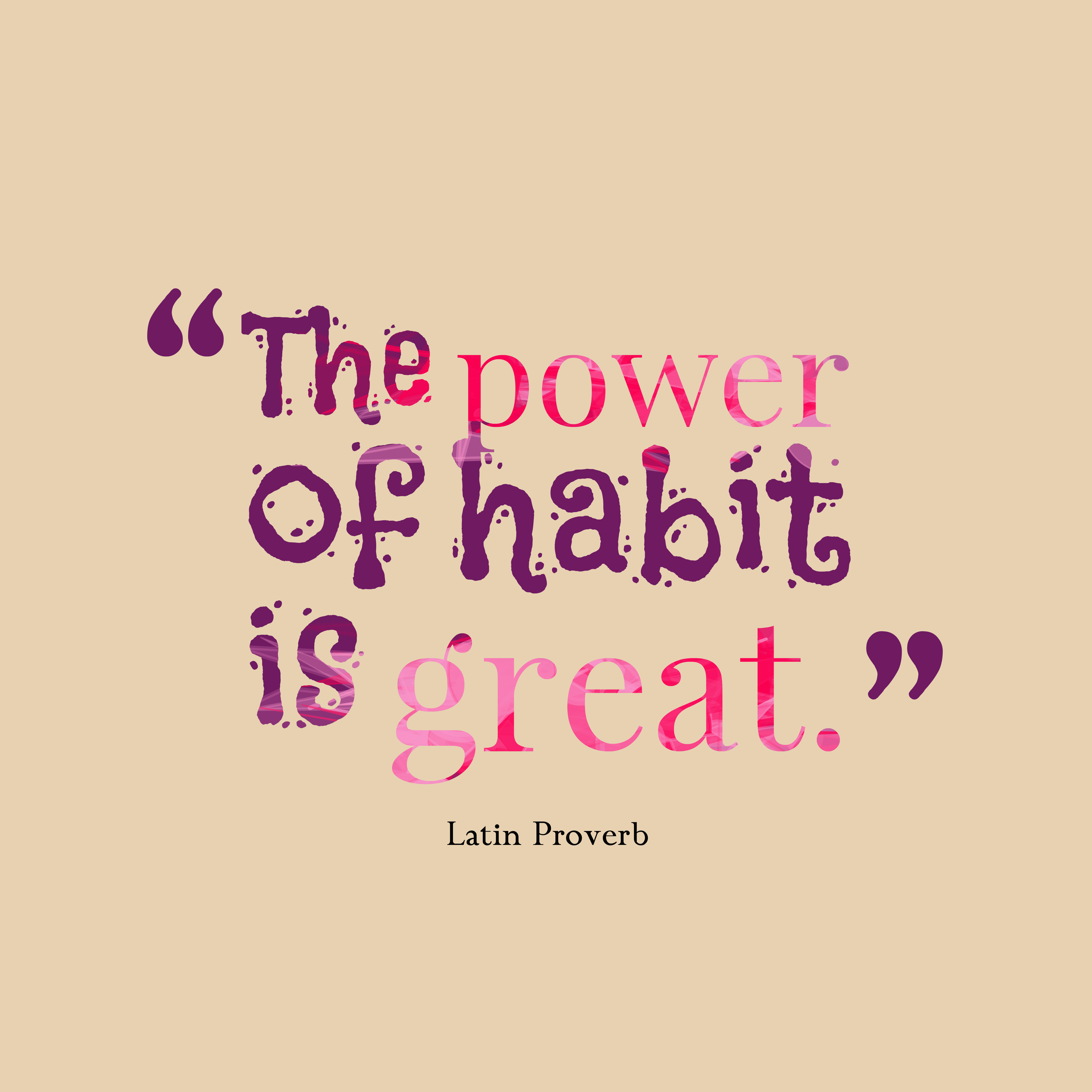 Get High Resolution Quotes Picture From Latin Proverb