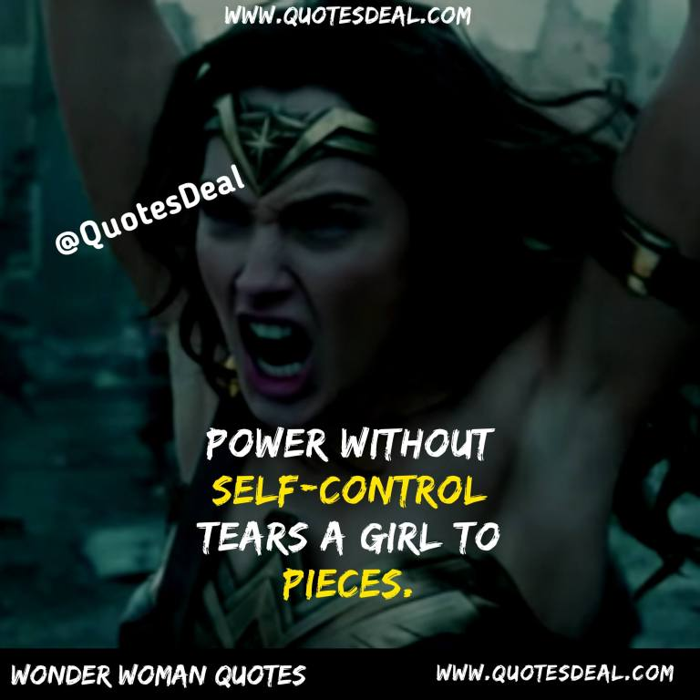 Power without self control
