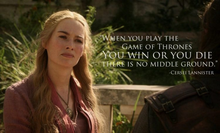 Game of Thrones Famous Quotes (1)