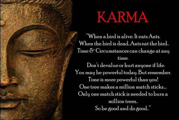 karma-sayings