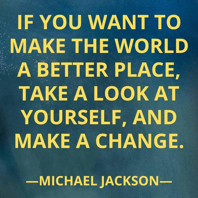 75 Michael Jackson Motivational Quotes About Life