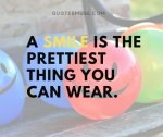 60 Cute Quotes and Sayings about Smile and Happy Life