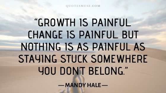 100 Quotes about Change in Life and Moving On