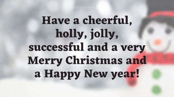 100 Quotes – I Wish You Merry Christmas and happy New Year