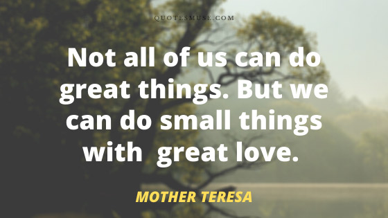 40 Mother Teresa Quotes on Life Happiness
