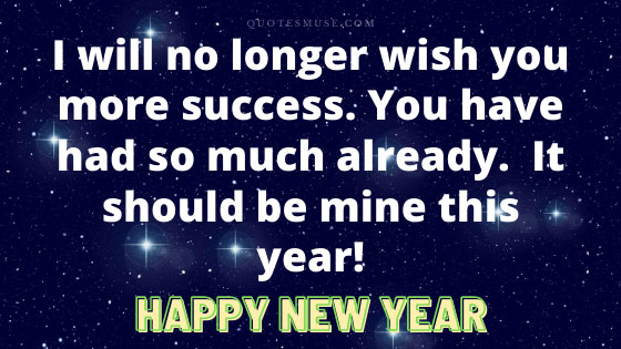 30 Exclusive Happy New Year Funny MSG to Wish