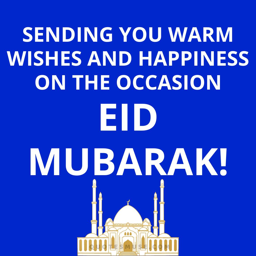 35 Eid Ul Fitr Eid Mubarak Wishes, Greetings, Messages