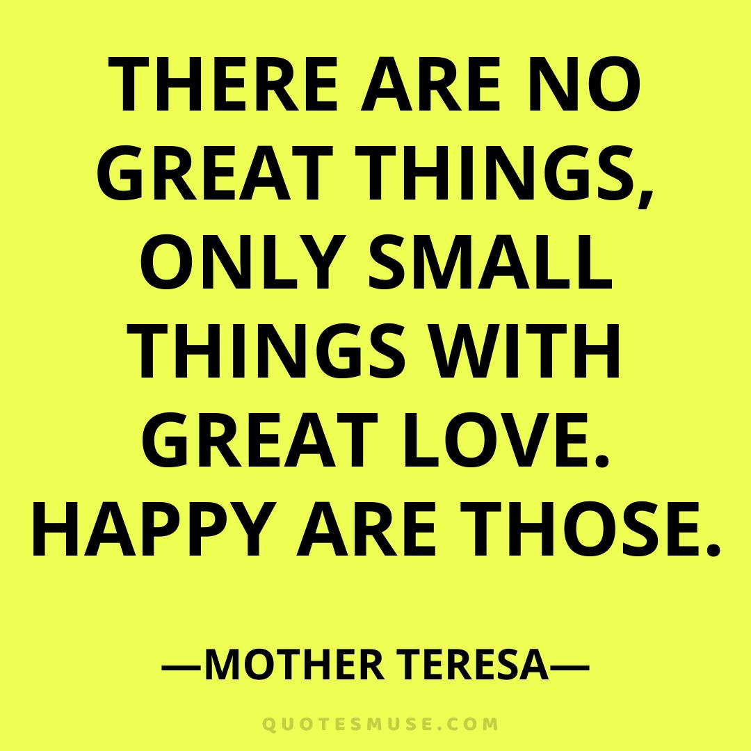 50 Mother Teresa Famous Inspirational Quotations