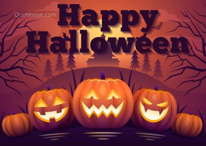 Images Of scary happy halloween