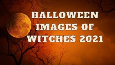 Halloween images of Witches 2021