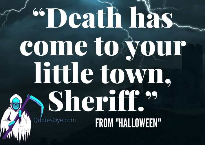 Halloween Quotes from movies With pics