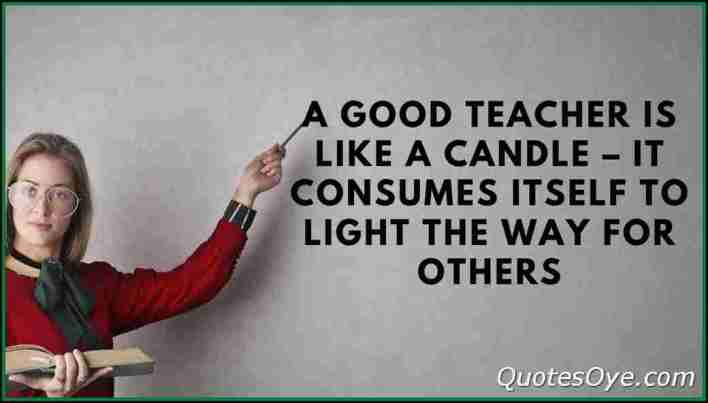 teacher's day Quotes Images
