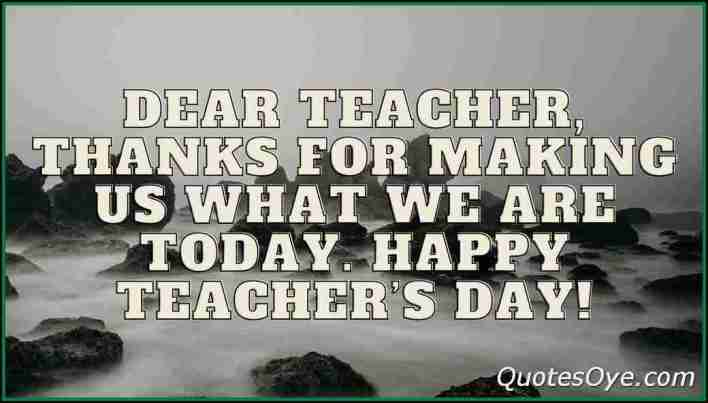 teacher's day Quotes With Pics
