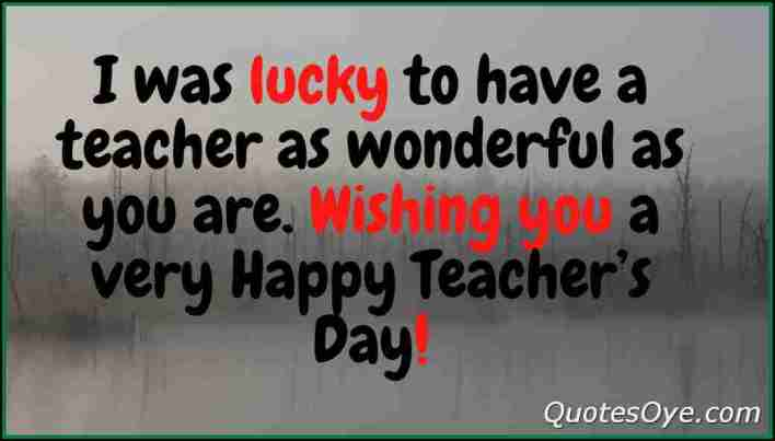 teacher's day Quotes With Images