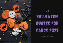 Halloween quotes for cards images