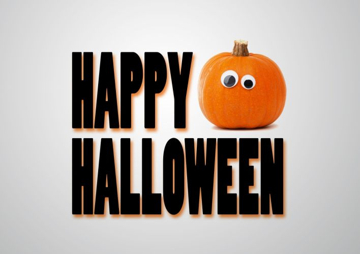 Happy Halloween Business messages images