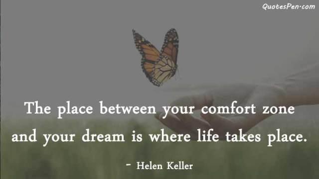 comfort-zone-motivating-caption