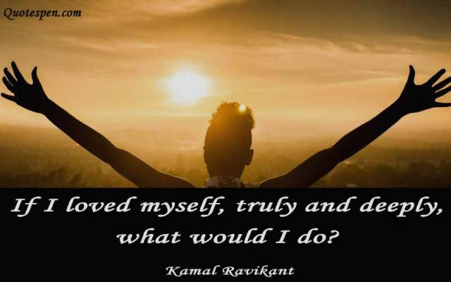 if-I-loved-myself