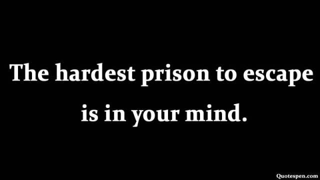 hardest prison-deep-depression