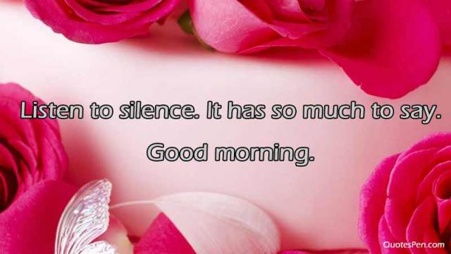 listen-to-silence