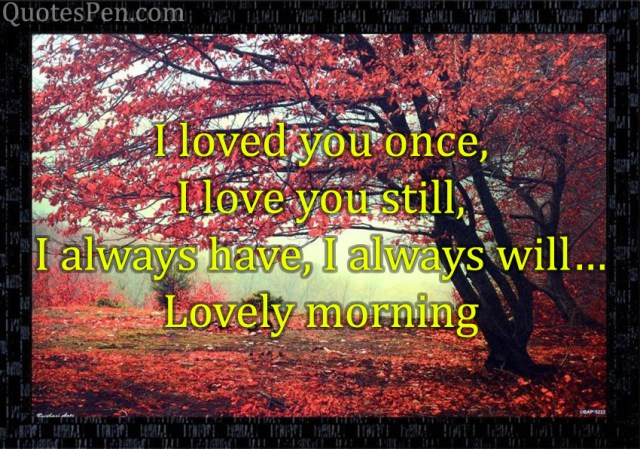 lovely-morning-quote