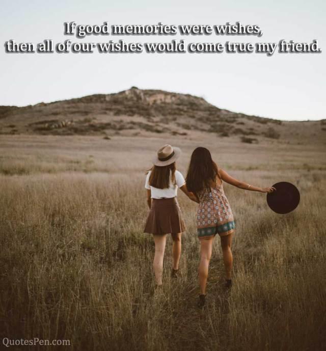 good-memories
