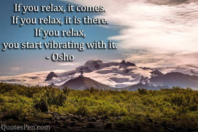 if-you-relax-quote